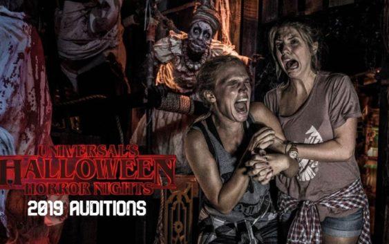 Halloween Horror Nights 2019 , Auditions , Haunt Watcher
